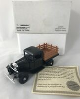 New 1934 Ford Pickup Diecast National Motor Museum Mint