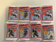 1990-91 Score Hockey Card 8 Pack Lot Factory Sealed Mint Condition 15 Cards Per
