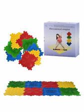 Orthopedic mat Massage Orthopedic baby mat ORTO Massage play mat puzzle Russia
