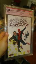 Amazing Spider-Man #638 CBCS 9.8 Verified Stan Lee Fan Expo / AF15 RARE HTF