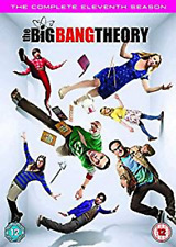 BIG BANG THEORY COMPLETE SERIES 11 DVD Eleventh Season All Episodes New R2 11th