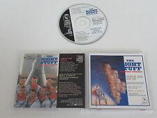 THE RIGHT STUFF/NORTH AND SOUTH/SOUNDTRACK/BILL CONTI(SLCS-7011) CD ALBUM