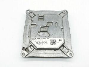 11-13 Mercedes S CL 350 500 550 600 63 65 Control Module Control Unit Computer