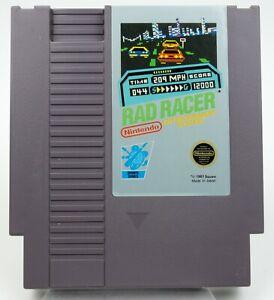 Nintendo *Rad Racer* NES Modul NTSC-U/C US VERSION +