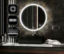 NEU RADLUX SPIEGEL DESIGN LED NEUTRAL RUNDER 50 60 70 80 cm