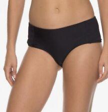 Roxy Fitness Shorty Bikini Bottoms Black, Size XL, BNWT, RRP £32