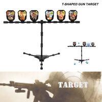 Zielscheibe Pendelziel Schießspiel Field Target Spielzeug Blaster Dart kinder