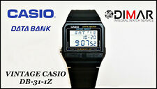 VINTAGE CASIO DB-31-1Z, DATA BANK QW.871  AÑO 1987, TELEMEMO 30