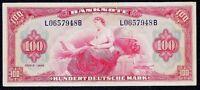 Germany Federal Republic 100 Deutsche Mark 1948  Ro.244a  P.8a  VF