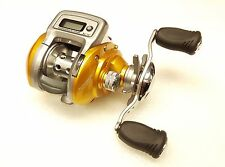 Daiwa Accudepth ICV Low Profile 6.3:1 LC Line Counter Baitcast Reel - ADICV15