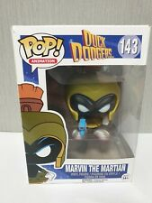 Funko Pop Animation: Duck Dodgers - Marvin the Martian 143 New in Box
