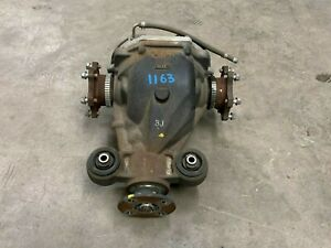 2009-17 NISSAN 370Z REAR AUTOMATIC TRANS DIFFERENTIAL DIFF 1163 OEM