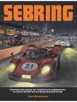 12 Hours of Sebring Record Book 1952-2019