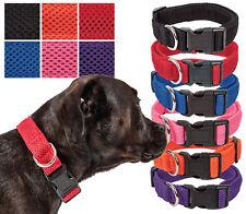 Pet Life 'Aero-Mesh' 360 Dual-Sided Mesh Adjustable Breathable Pet Dog Collar