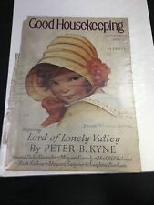 Vintage Good Housekeeping Cover September 1931 Jessie Wilcox Smith Illustration