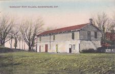 Barracks , Fort Malden , AMHERSTBURG , Ontario , Canada , 00-10s
