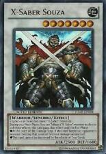 5x X-Saber Souza - JUMP-EN058 - Ultra Rare PL Yugioh Promos Yu-Gi-Oh!