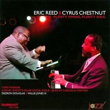NEW SEALED Plenty Swing Plenty Soul by Cyrus Chestnut/Eric Reed (CD 2010) Savant