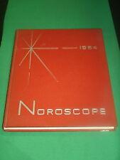 1964 NOROSCOPE FLINT NORTHERN HIGH SCHOOL YEARBOOK MICHIGAN