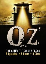 Oz (HBO SERIES) - Complete 6th Sixth Season 6 Six ~ BRAND NEW DVD SET