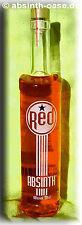 Staroplzenecky red Absinth, 10 mg/kg de Thujon, 0,5 l -60% vol. alc