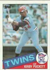 1985 Topps Kirby Puckett