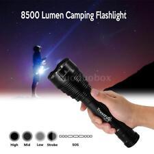 TrustFire 7-led Super Bright 8500lm Flashlight Torch 5 Mode Camping Lamp AU U4b2