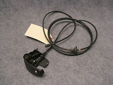 2007-2013 Chevy Silverado GMC Sierra 1500 Hood Release Cable w/ Handle OEM 27540