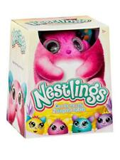 GOLIATH-PINK 'N' PURPLE INTERACTIVE NESTLINGS PLUSH TOY BRAND NEW IN BOX UK