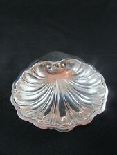Solid Silver Shell Shaped Dish Chester 1907