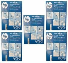 "HP Glossy Photo Paper 1000 Sheets 250GSM 6.25"" x 8.5"" 15.9 x 21.6cm CG940A Thick"