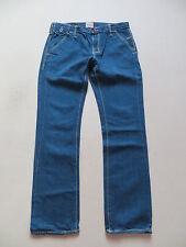 Levi's® Original Brand Jeans Hose W 32 /L 32 wie NEU ! RED Button, Roter Knopf !