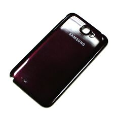 Carcasa Inferior Samsung Galaxy Note 2 N7100 Rojo Original Nuevo