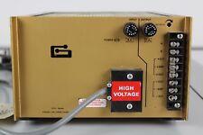 Gresham León Ltd Gxl serie alta tensión gxo 12 unidad de fuente de alimentación