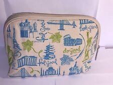 Origin Feel Good- Live Good-Do Good Makeup Cosmetic Travel bag