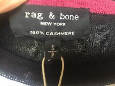 Rag & Bone cashmere sweater - Small - new with tags