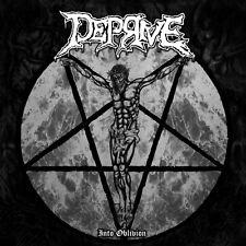 Deprive - Into Oblivion (Spa), CD