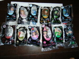 COMPLETE SET 2008 McDonald's Happy Meal Toy Madame Alexander The Wizard of Oz 12