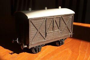 gauge O LSWR/SR/BR van.