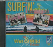 SURFIN' Instrumentals - CD - (30 Wet & Wild Tracks) - BRAND NEW