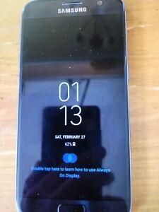 Samsung Galaxy S7 SM-G930 - 32GB - Black onyx (U.S. Cellular) Smartphone