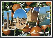 Posted 1992 Multivies of Limassol/Cyprus