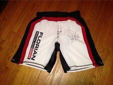 "Kenny ""Ken Flo"" Florian Autographed Fight Shorts UFC Florian Martial Arts Center"