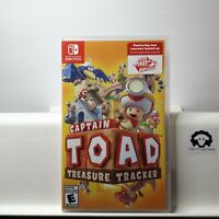 Captain Toad: Treasure Tracker  ( Nintendo Switch ) Tested