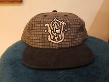 TRUE VINTAGE SMITH & WESSON COLLECTION HAT k products SNAPBACK USA MADE Snapback