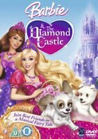 Nuovo Barbie - Barbie & The Diamond Castle DVD
