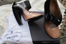 Decolté e sabot da donna PRADA con tacco alto (8-11 cm) 100% pelle