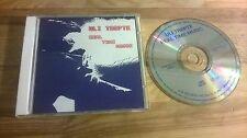 CD Rock Uli Trepte - Real Time Music (8 Song) ATM RECORDS Guru Guru