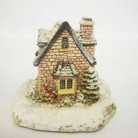 Lilliput Lane Chestnut Cottage Decorative Collectable Ornament Unboxed