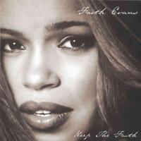 FAITH EVANS - KEEP THE FAITH NEW CD